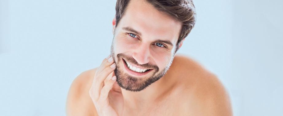 Базовые косметические средства для мужчин