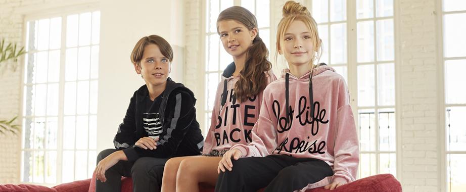 Брендовая одежда для детей и подростков
