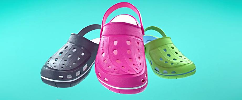 Обвал цін та нове надходження улюблених моделей взуття типу крокси