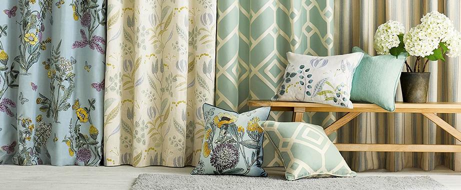 Елегантний текстиль для дому: постільна білизна, скатертини, декоративні подушки і багато іншого