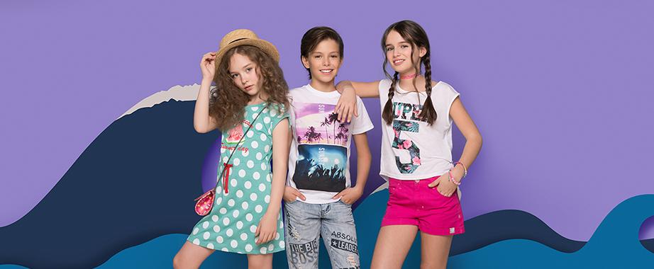 Дитячий джинсовий і повсякденний одяг за мегакрутими цінами