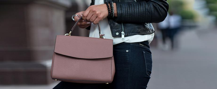 Модні сумочки та аксесуари за привабливими цінами