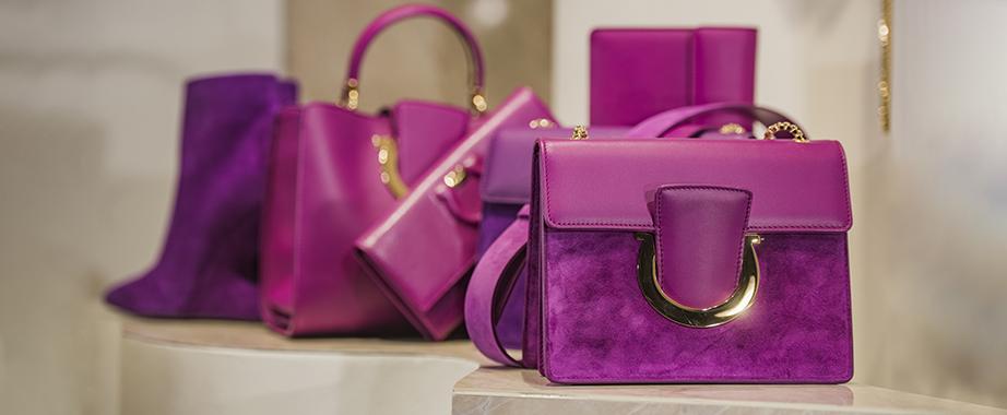 Обвал цен на сумки и кошельки класса luxe. Новое поступление