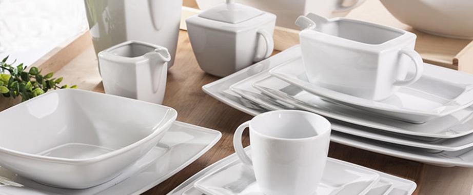 Различная столовая, кухонная посуда и аксессуары