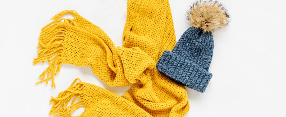 Шапки, шали, шарфы