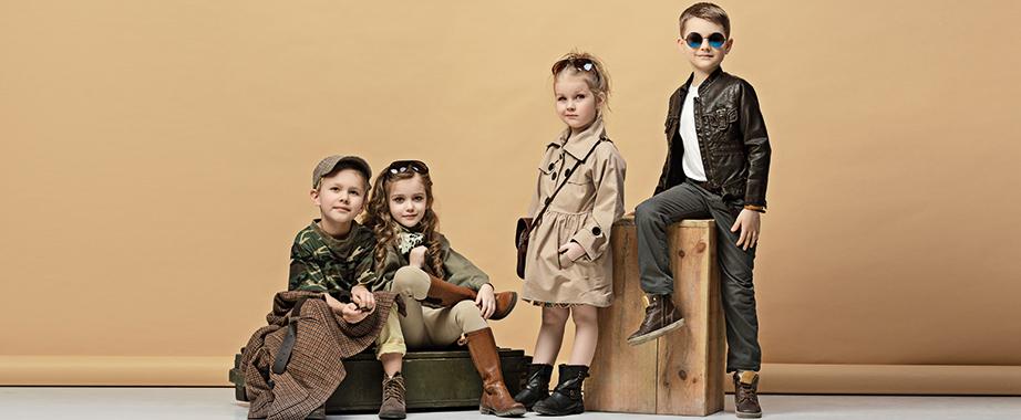 Распродажа повседневной одежды для малышей и подростков