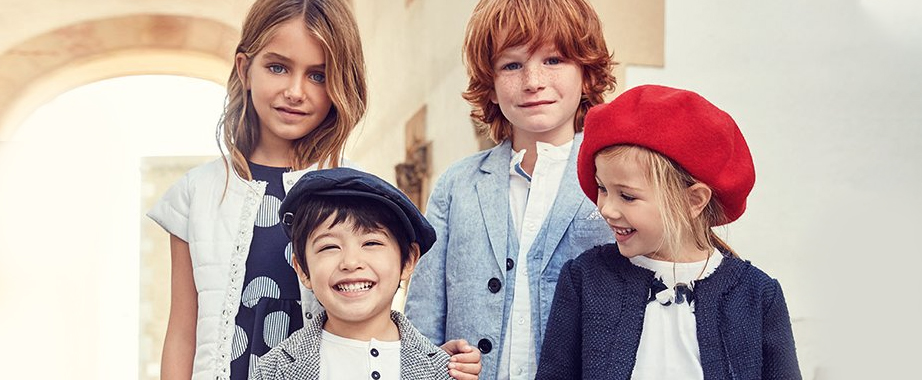 Распродажа детской casual одежды из Италии