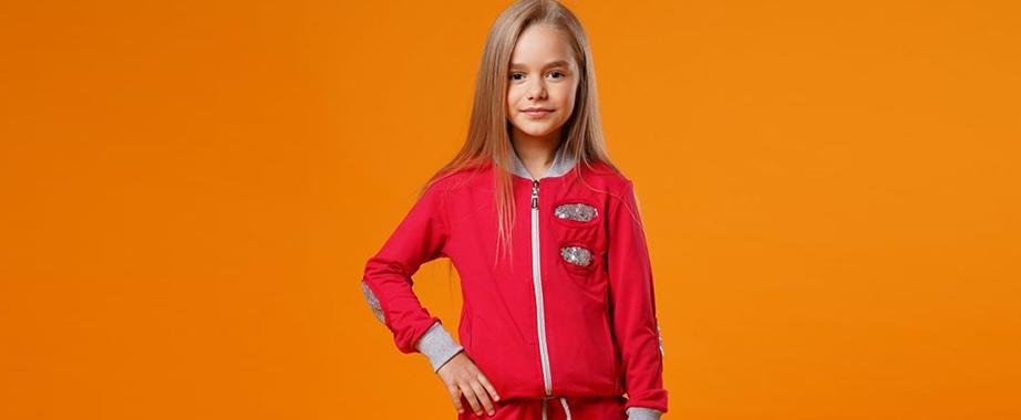 Большой выбор яркой детской одежды