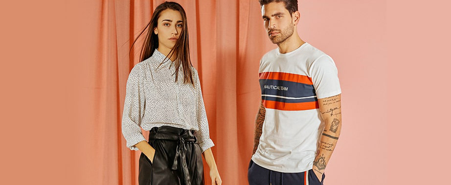 Распродажа новой коллекции модной одежды любимого итальянского бренда для всей семьи