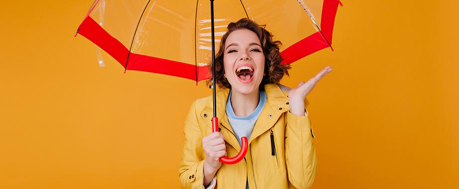 Яркие и надежные зонты по самым приятным ценам