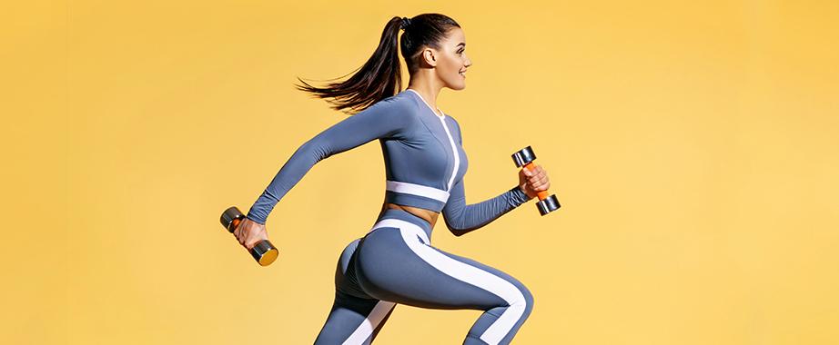 Идеальная одежда для фитнеса от украинских производителей