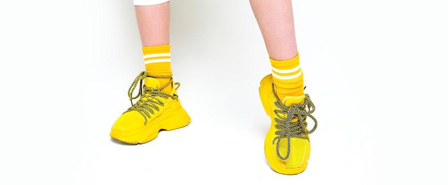 Большой выбор демисезонной обуви и кроссовок