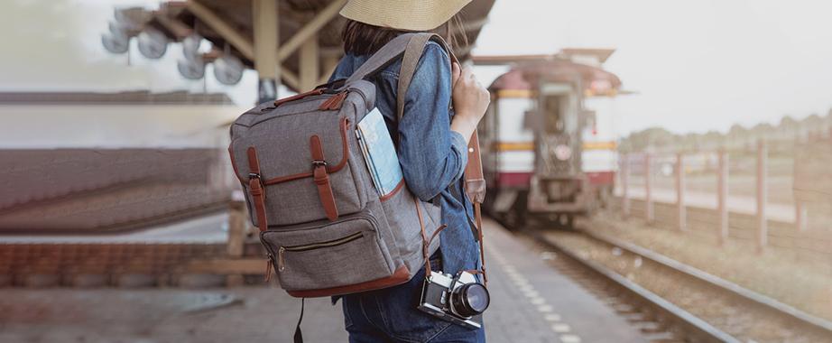 Сумки, рюкзаки, бананки для незабываемых путешествий