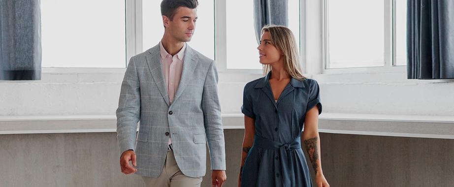 Большой выбор стильной мужской одежды