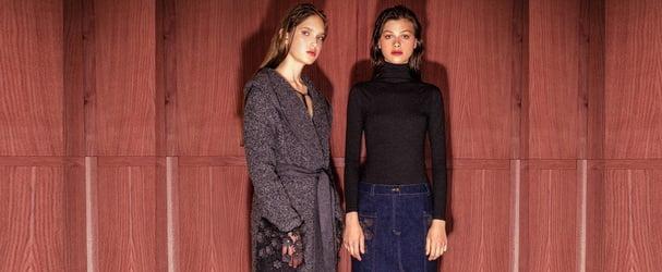 Скидки на трендовую одежду украинского дизайнера