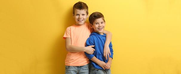 Скидки на casual одежду для детишек