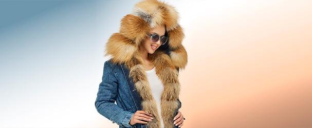 Обвал цен на роскошные пальто, дублёнки, куртки