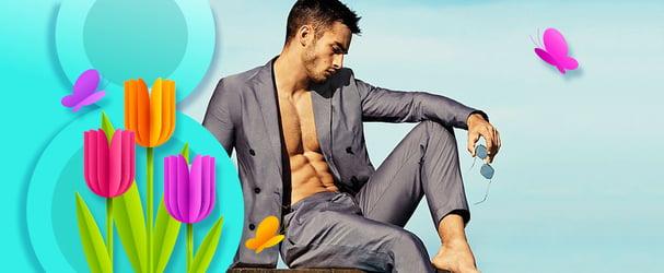 Чоловічий одяг — інтернет-магазин чоловічого одягу LeBoutique Київ ... aaed06429ec58