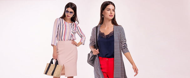 Обновление ассортимента трендовой классической одежды из Белоруссии