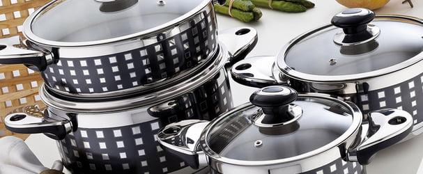 Скидки на посуду и различные кухонные принадлежности