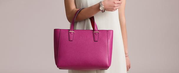 Распродажа сумок и аксессуаров элитного бренда