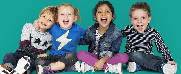 Новое поступление брендовой повседневной детской одежды