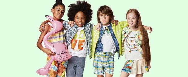 Стильная детская одежда и аксессуары любимого итальянского бренда