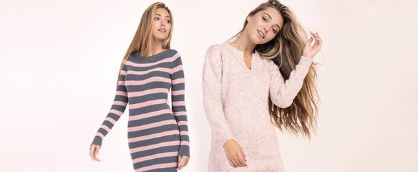 Скидки на женскую трендовую одежду