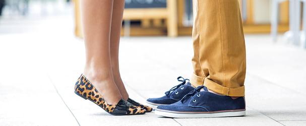Ликвидация последних размеров обуви для всей семьи