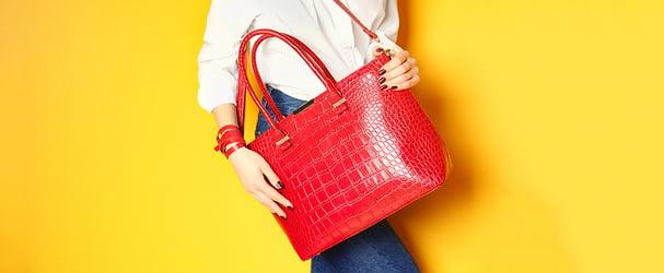 Новое поступление итальянских сумок и кошельков
