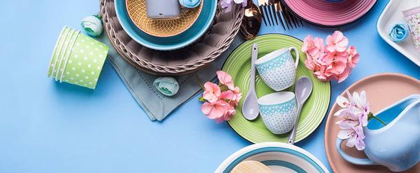 Красивая керамическая посуда и декор для вашего дома