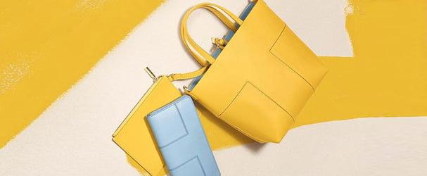 Новое поступление эксклюзивных сумок, клатчей и портмоне из Италии