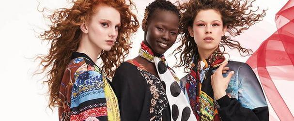 Обновление ассортимента яркой одежды смелого испанского бренда