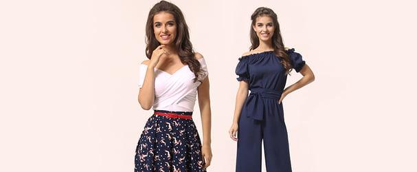 Новая коллекция современной женской одежды