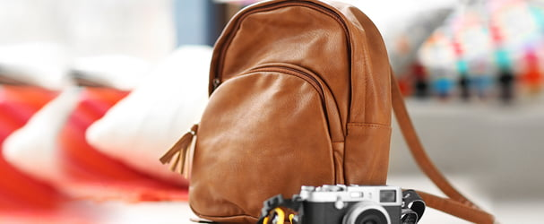 Стильные молодёжные рюкзаки и сумки