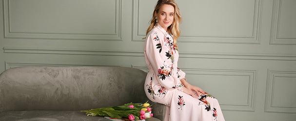 Новая коллекция оригинальных нарядов модного украинского дизайнера