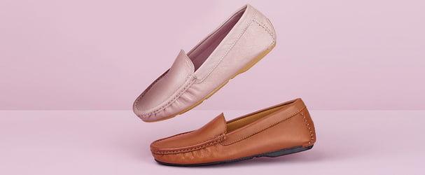 Скидки на летние коллекции обуви для него и для неё