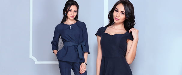 Обвал цен на женственные платья, блузы, юбки, комплекты