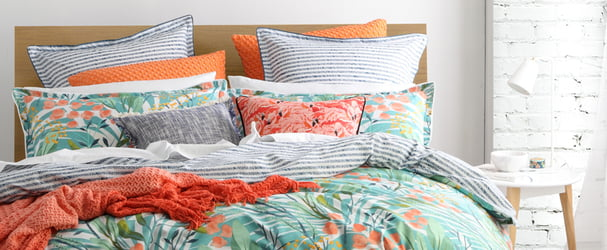 Широкий ассортимент текстиля для дома по доступным ценам