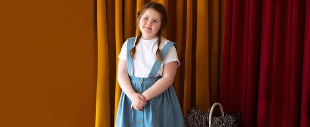 Новая коллекция яркой casual одежды для деток