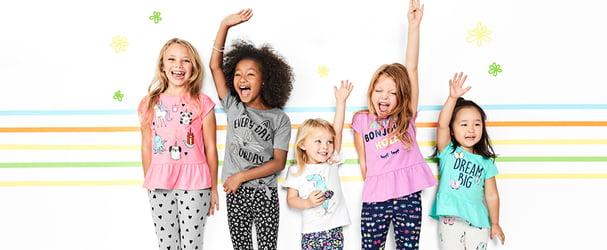 Модная детская одежда прямиком из США
