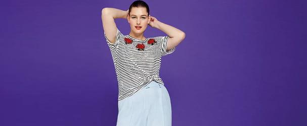 Стильные коллекции одежды от L до 5XL размера