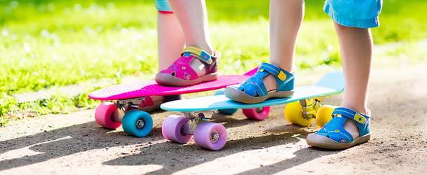 Обвал цін на зручне взуття для діток