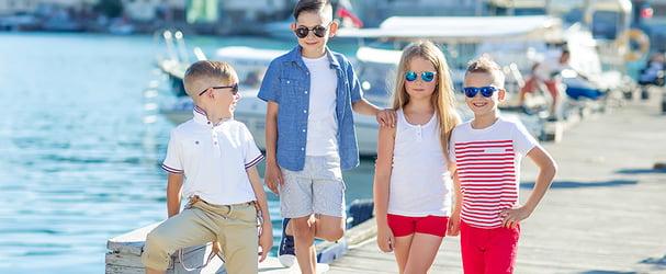 Знижки на casual одяг для дітей та підлітків