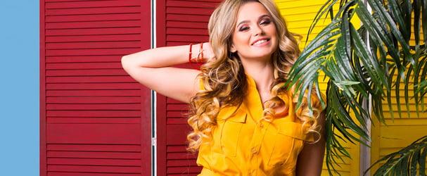 Скидки на женственную одежду украинского бренда