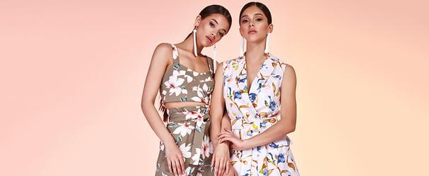 Трендовая одежда для ярких девушек