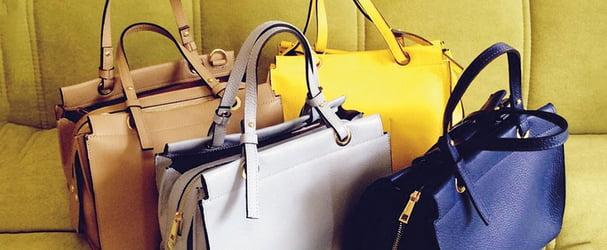 Яркие сумки украинского бренда по привлекательным ценам