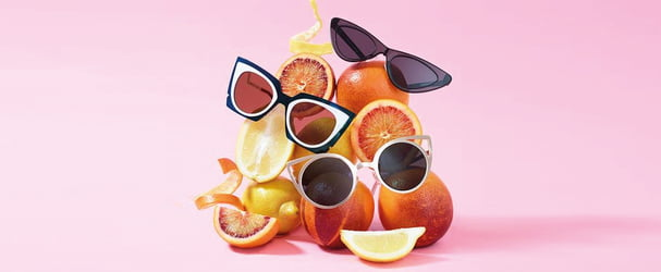 Обвал цен на солнцезащитные очки
