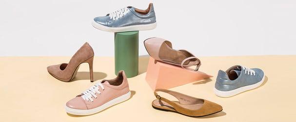 Новое поступление молодёжной обуви по привлекательным ценам