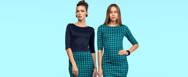 Новая коллекция одежды изысканного дизайна и высокого качества